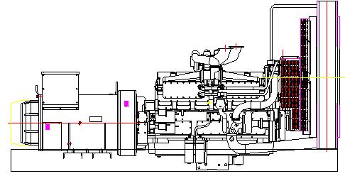 1000kw康明斯柴油发电机组